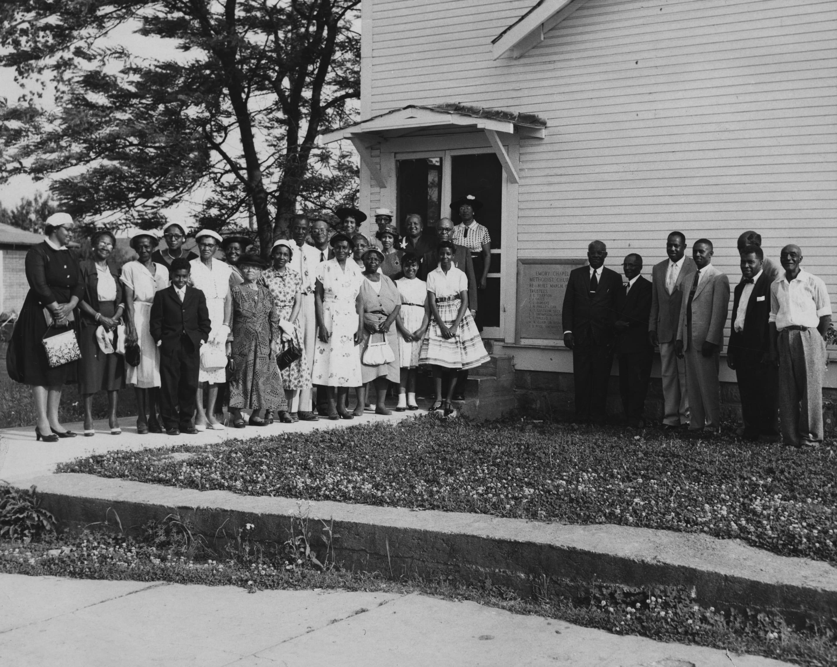 1952 – Emory Chapel Methodist Church