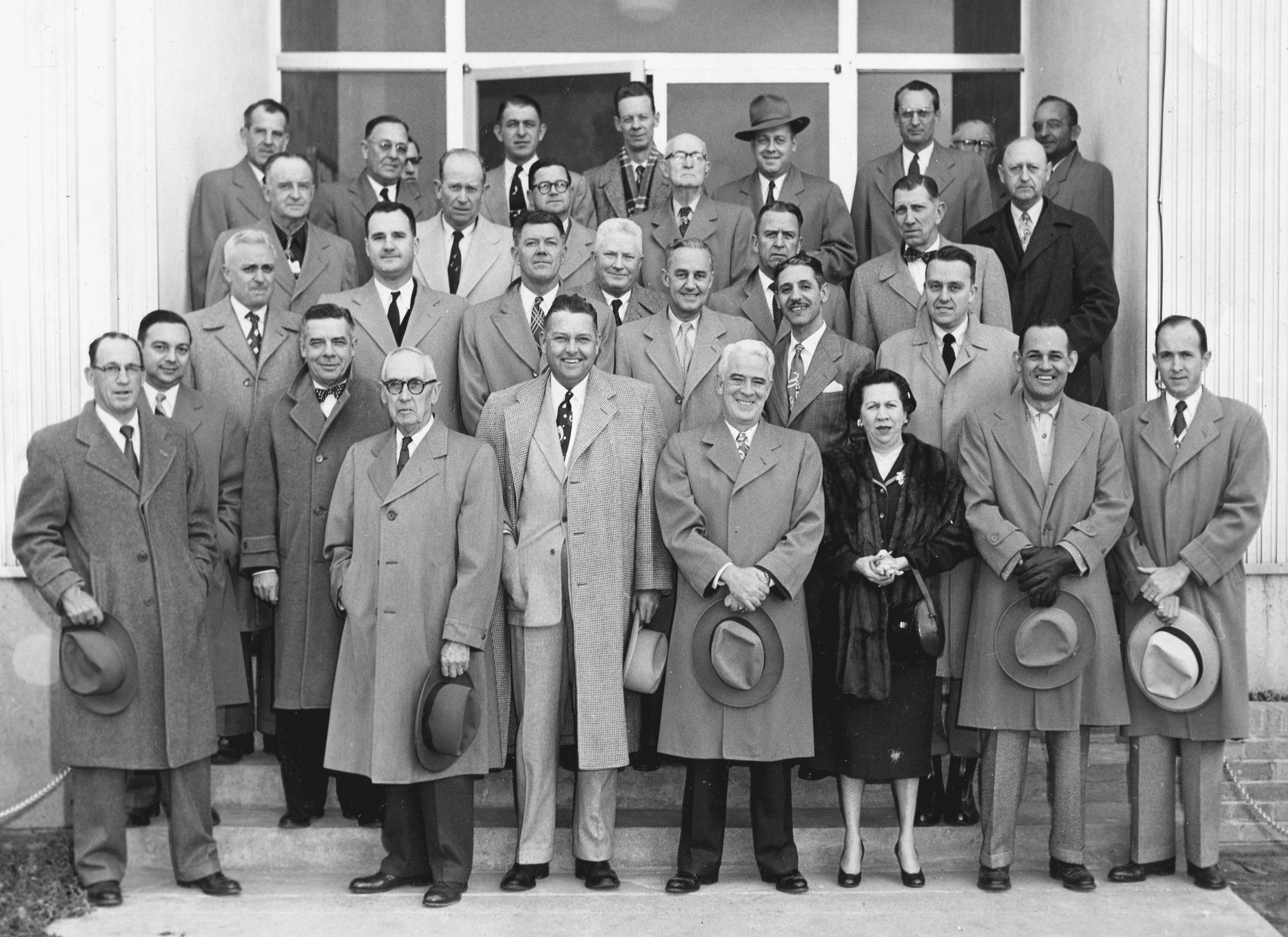 1953 – Newport's Business Leaders