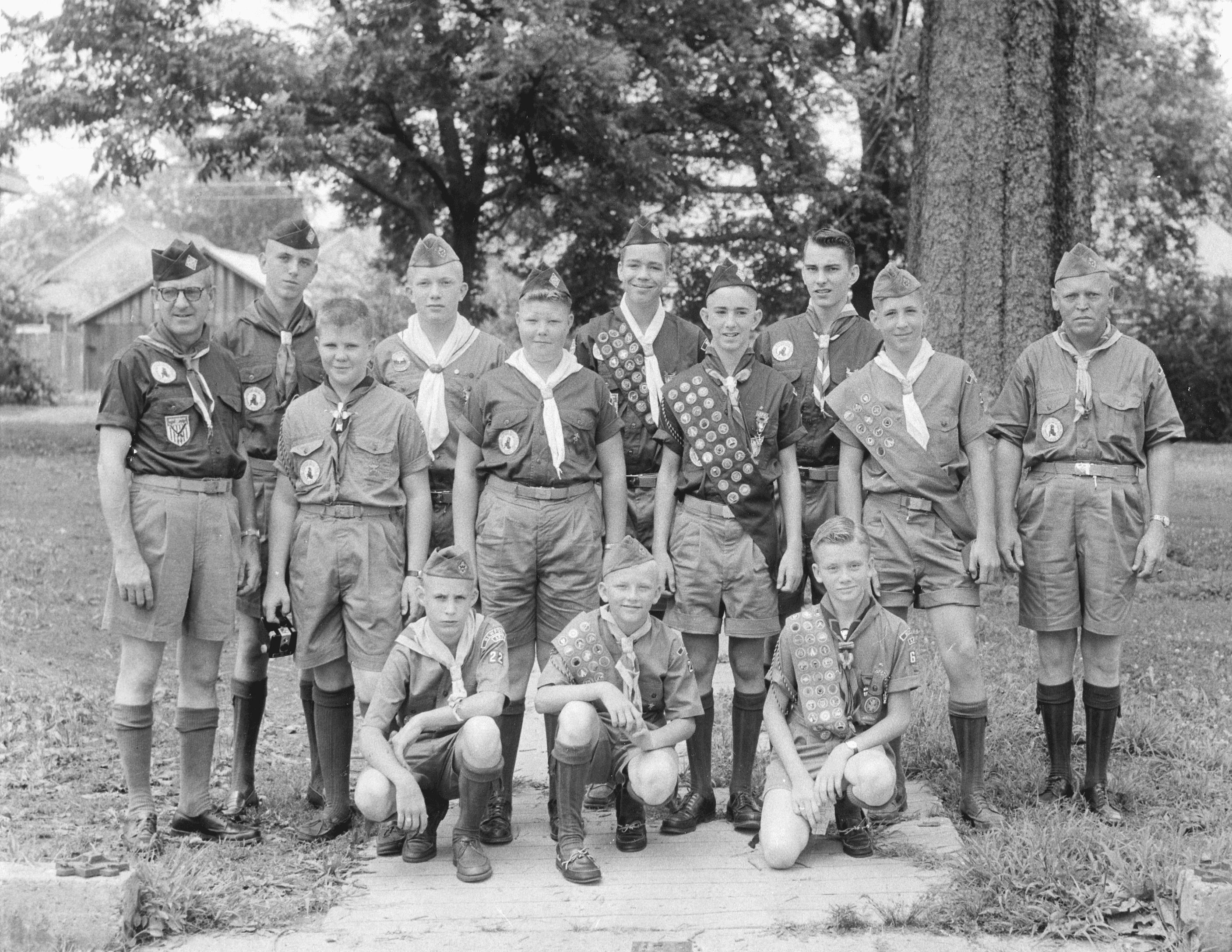 1957 – Boy Scouts